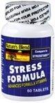 NAT B STRESS FORMULA TB 60 by National Vitamin Company