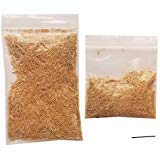 SKE Tatarian Honeysuckle Fine Wood Chips/Dust (Catnip Alternative) (1/4 oz (7 g))
