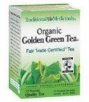 TRADITIONAL MEDICINALS TEA,OG1,GREEN W/GINGER, 16 BAG