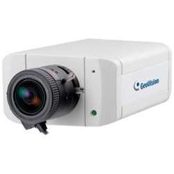 GeoVision 110-BX2600-A00 Camera GV-BX2600 Super Low Lux Box, 2MP, H.264, Varifocal Lens 3-10.5 mm, WDR Pro, Up to 60FPS at 1920X1080, D/N, 12VDC/POE ()