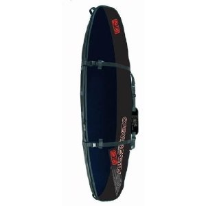 Ocean & Earth Triple Coffin Shortboard Surfboard Travel Bag - 6'6 by Ocean & Earth