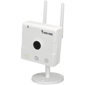 Vivotek IP8133W Surveillance/Network Camera - Color (IP8133W) - (Vivotek Mpeg4 Network Camera)