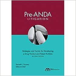 Amazon.com: Pre-ANDA Litigation: Strategies and Tactics for ...