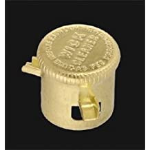 bp lamp early style wick cleaner designed to fit aladdin brand burner - Antique Lamp Supply