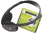 Sony MZ-R700DPC MiniDisc Walkman with Stick Style Remote