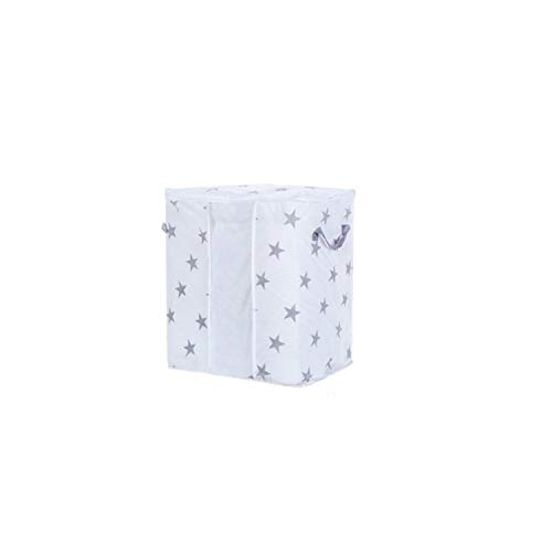 Fairly decorative-boxes Foldable Clothes Storage Bag Blanket Quilt Closet Sweater Non-Woven Fabric Organizer Box Pouches Cremalheira Armazenamento L629,Star S