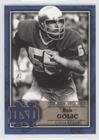 Bob Golic (Football Card) 2003-07 TK Legacy Notre Dame - [Base] #M6