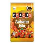 Brachs Autumn Mix Candy Corn Bag, 3 Pounds