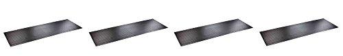 SuperMats High Density Commercial Grade Solid Equipment Mat