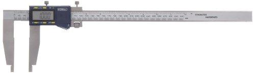 Fowler Full 2 year warranty Xtra-Range Electronic Caliper, 54-100-312, 0-12