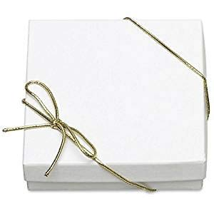 Stretch Loops for Crafts and Easy Gift-Wrapping (8 INCHES, Gold) - Box Stretch