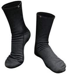 Sharkskin Covert and Chillproof Socks for Scuba Diving and Spearfishing
