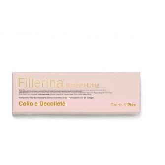 Fillerina Biorevitalizing Zone Specifiche Collo e Decollete' crema grado 5 LABO