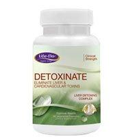 Life-Flo Detoxinate, Liver Detoxing Complex, Capsules, 90 capsules