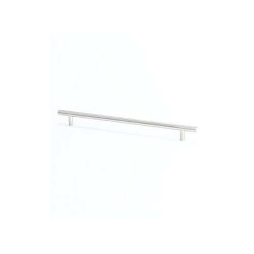 256 Mm Pull (Berenson Tempo 256mm Center to Center Bar Cabinet Pull, Brushed)