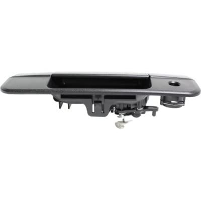 Replacement Rear Textured Tailgate Handle for 07-13 Toyota Tundra TO1915113 (2007, 2009, 2010, 2011, 2012, 2013): Automotive