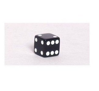 愛用 Game Dice 5/8 20 in. B0062MOHYU Black-Pack of 20 in. B0062MOHYU, 燕市:c27f386b --- cliente.opweb0005.servidorwebfacil.com