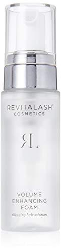RevitaLash Cosmetics, Volume Enhancing Foam – Thinning Hair Solution, Physician Developed & Cruelty Free