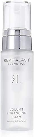RevitaLash Cosmetics, Volume Enhancing Foam – Thinning Hair Solution, Physician Developed & Cruelty Free