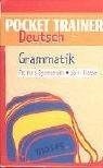 Pocket Trainer Deutsch - Grammatik