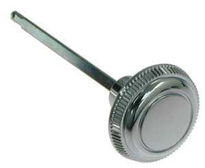 Shaft Knob (67 Nova 67 Chevelle 67-68 Camaro Light Switch Shaft & Knob)