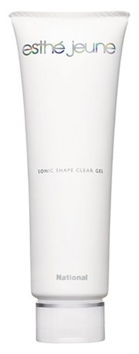 National Sonic Shape Skin Cleanser Gel EH042
