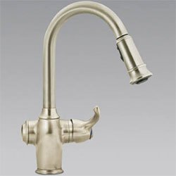 amazon com moen s728sl kitchen faucet kitchen amp dining