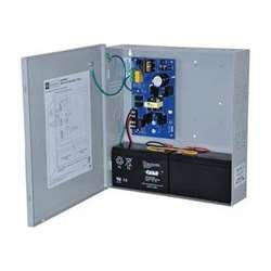 Altronix Steel Power Supply 12VDC Or 24VDC @ 2.5A Supervised with Gray Finish - SMP3PMCTX ()