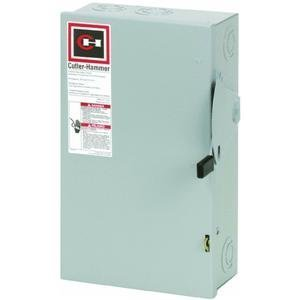 Cutler Hammer General-Duty Safety Switch