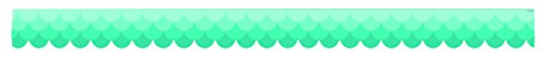 (Creative Teaching Press Scallops Border, Turquoise (01821))