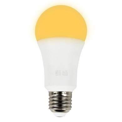 electriQ Smart Lighting Colour WiFi Bulb with E27 Screw Ending Alexa /& Google Home Compatible