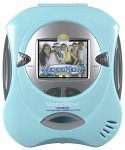 VIDEONOW Color Personal Video Player: Light Blue