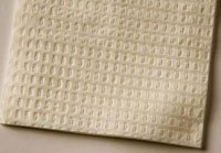 918161 PT# 918161- Towel Patient 2 Ply Tissue Waffle Embossed 18x13