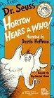 Dr. Seuss - Horton Hears a Who [VHS]