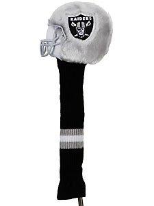 NFL Helmet Headcover – Oakland Raiders, Outdoor Stuffs