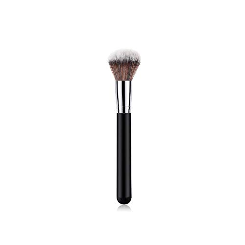 Multifunctional Lager Makeup Brush Powder Blending Uniform Brush highlight makeup brush,Black (Highlight Lager)