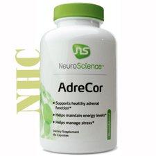 NeuroScience, Inc., AdreCor, 180 Capsules