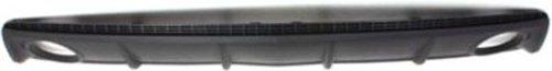Crash Parts Plus Textured Rear Air Dam Deflector Valance Apron for 2010-2014 Chevrolet Camaro ()