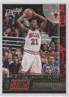 Jimmy Butler (Basketball Card) 2016-17 Panini Prestige - Stat Stars #3