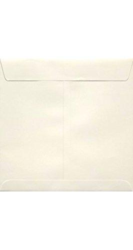 9 x 9 Square Envelopes - Natural (250 Qty.) by Envelopes Store