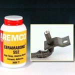 Ceramabond 552 Alumina Adhesive, Gallon