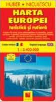 Harta Europa Amazon Co Uk Huber Niculescu 9789735687649 Books