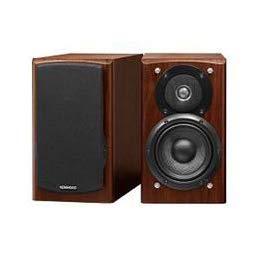 家電 オーディオ関連 その他オーディオ機器 JVCケンウッド KENWOOD ブックシェルフ型 木目 LS-K901M -ak [簡易パッケージ品] B07JDBMDWX