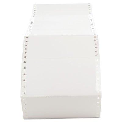 UNV75114 - Universal Dot Matrix Printer Labels ()