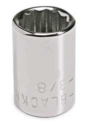 UPC 662679148171, Blackhawk By Proto GW-1716 12 Point Socket with 1/2-Inch Drive, 1/4-Inch