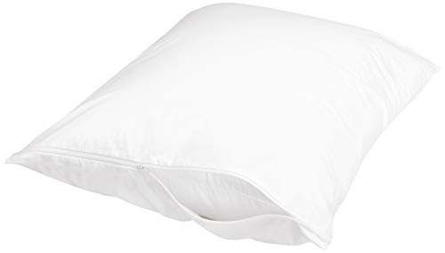 AmazonBasics Pillow-Protecting Cover - Hypoallergenic, Dust