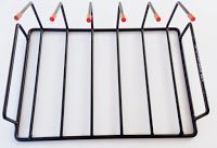 Armory Racks 6 Gun Store, Secure & Carry Handgun Pistol Rack
