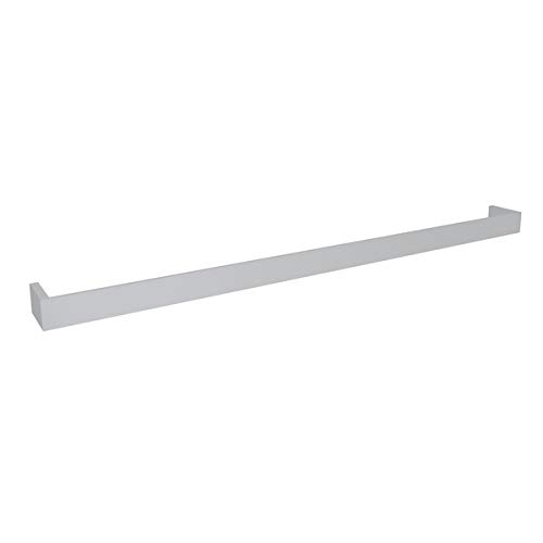 Rohl QU103-APC 30-Inch Wave Single Towel Bar in Polished Chrome (Rohl Modern Wave)