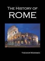 """""""The History of Rome, volumes 1-5"""" av Theodor Mommsen"""