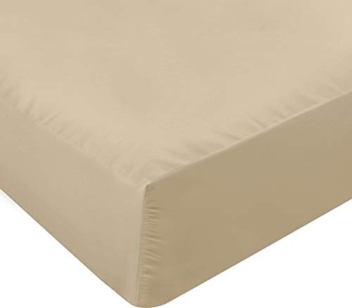 Utopia Bedding Microfiber Fitted Sheet